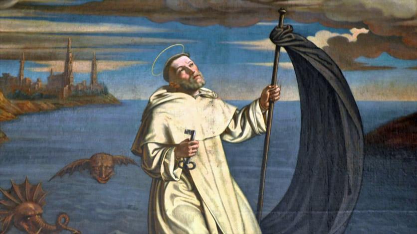 St. Raymond Penafort
